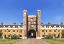 top 10 Đại học Anh
