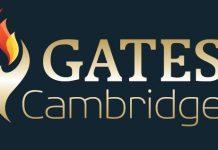 học bổng Gates Cambridge