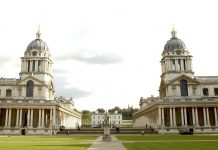 Du học đại học Greenwich