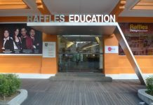 du học raffles singapore