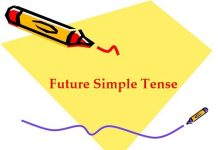 Bài tập thì tương lai đơn