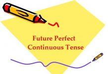 Bài tập thì tương lai hoàn thành tiếp diễn